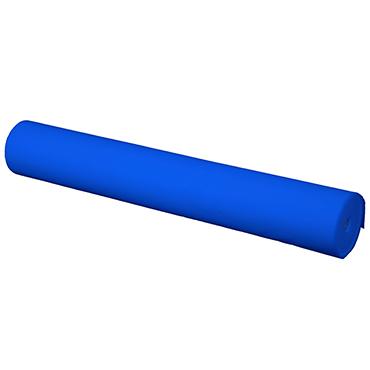 גליל מפת אל בד כחול בהיר