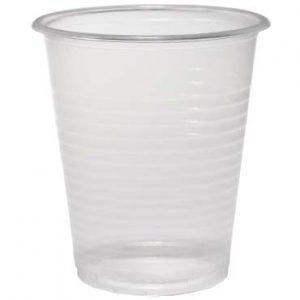 כוס פלסטיק לשתיה קרה