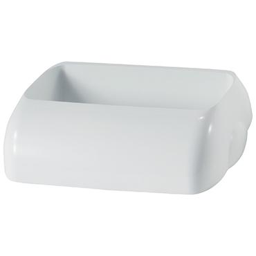 מכסה לפח פלסטיק 23 ליטר