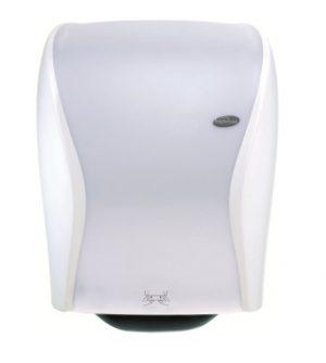 מתקן לנייר מגבת XIBU Touch White