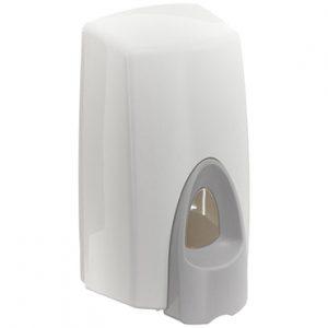 מתקן לסבון קצף מפלסטיק