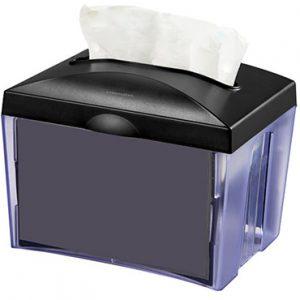 מתקן שולחני למפיות נייר צץ-רץ – גדול