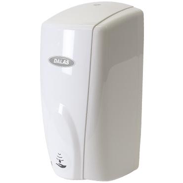 מתקן סבון קצף אלקטרוני לבן