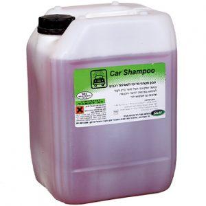 CAR Shampoo – נוזל לשטיפת רכבים