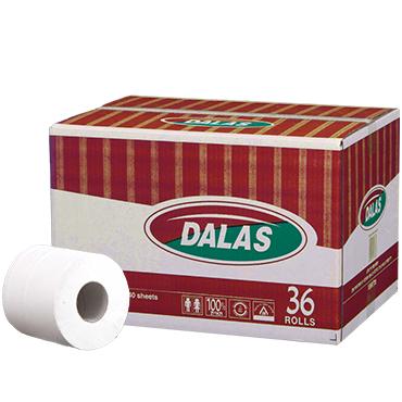 נייר טואלט מוסדי ללא פקקים מאטיק