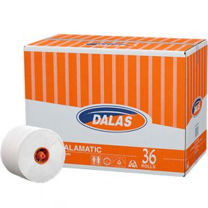 נייר טואלט פטנט – דאלאמטיק