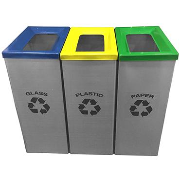פחים להפרדת פסולת