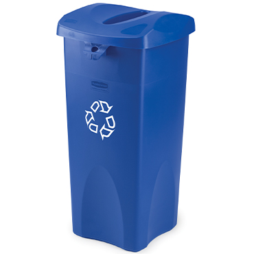 פחים למיחזור פלסטיק כחול
