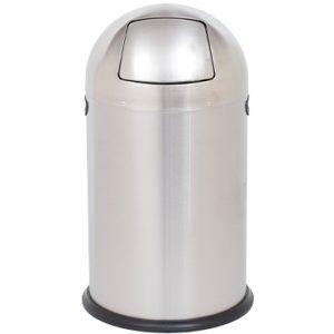 פח פגז מנירוסטה מט 40 ליטר
