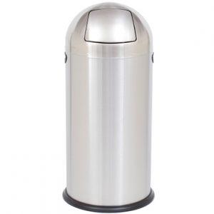 פח פגז מנירוסטה מט 52 ליטר