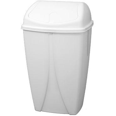 פח שובך פלסטיק 25 ליטר