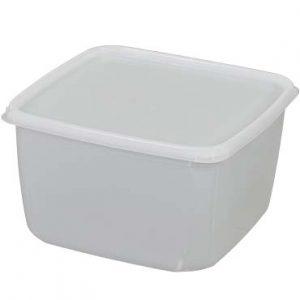 קופסא מרובעת חלבית 3 ליטר
