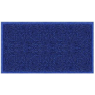 שטיח ספגטי כחול