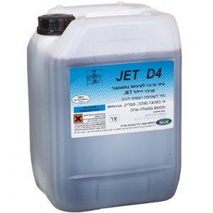 JET D4 – נוזל לניקוי רצפות