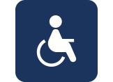אביזרי נגישות לנכים לשירותים ולאמבטיה